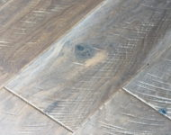 Engineered Euro Oak Antique Brushed Smokey Grey 1/2″ x 7 1/2″ (2mm top layer) Sale $3.89