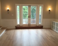 Brushed Oak Smoke Natural Engineered by crew Master Huy Hoang