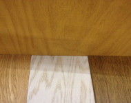 Engineered 1/2″ x 5″ Brushed Oak 3 Colors Sale $2.99