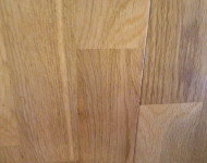Engineered 5/8″ x 5″ Oak Teak Color Sale $1.99