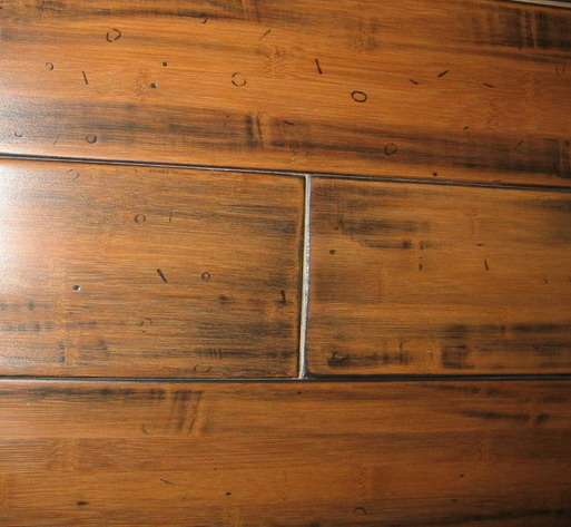 engineered bamboo tuscan horizontal handscraped 916u2033 x 5u2033