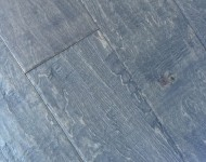 Engineered Birch Antique Finish Color Gray Sky 3/8″ x 6 1/2″ On Sale $2.99 sq.ft.