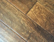 Engineered Birch Antique Finish Color Tomahawk 3/8″ x 5″ On Sale $2.99 sq. ft.
