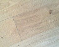 Engineered European Oak Brushed Finish Color Arizona 9/16″ (4mm) x 7 1/2″ On Sale $4.99 sq.ft.