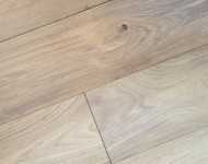 Engineered European Oak Brushed Finish Color Del Mar 1/2″ x 7 1/2″ On Sale $4.99 sq.ft.