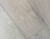 Engineered European Oak Brushed Finish Color Ocean Breeze 1/2″ x 7 1/2″ (3mm top layer) On Sale $4.29 sq.ft.