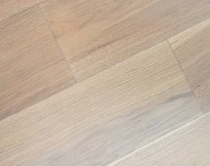 Engineered European Oak Brushed Finish Color Pebble Beach 1/2″ x 7 1/2″ On Sale $4.99 sq.ft.