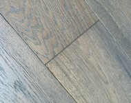 Engineered European Oak Brushed Finish Color Silver Stone 1/2″ x 7 1/2″ (3mm top layer) On Sale $4.29 sq.ft.
