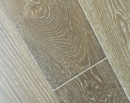 Engineered European Oak Brushed Finish Color Smoke 1/2″ x 7 1/2″ (3mm top layer) On Sale $4.29 sq.ft.