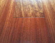 Engineered Jatoba Brazilian Cherry 5/8″ x 5″ Sale $2.25
