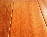 Engineered Jatoba Brazilian Cherry Hand Scraped Premium Grade On Sale $3.99  color: Natural 9/16″ x 5″