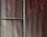Engineered Maple Red Wine Handscraped 9/16″ x 5″
