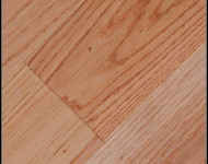 Engineered Red Oak Natural 9/16″ x 5″ SALE $3.99 per sq.ft.