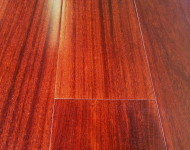 Engineered Santos Mahogany Natural – Sale $2.99 – 1/2″ x 5″