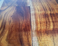 Engineered Smooth Acacia Premium Grade On Sale $3.49 color: Natural 1/2″ x 5″
