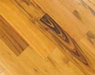 Engineered Tigerwood Brazilian Koa 1/2″ x 4″ SALE $2.99 per sq.ft.
