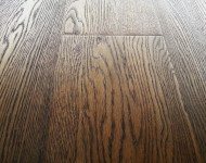 Engineered White Oak Wire Brushed Wide Planks Hazelnut Sale $3.99 – 1/2″ x 6″