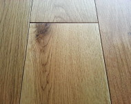 Engineered White Oak Wired Brushed Wide Planks Smoked Natural Sale $3.99 – 1/2″ x 6″