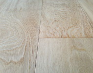 Engineered White Oak Smooth Natural clear grade On Sale $3.99 – 9/16″ x 5″