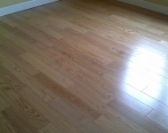 Engineered Red Oak 9/16″ x 5″ Sale $3.99 per sq. ft.