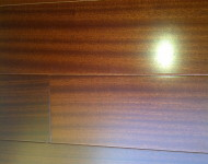 Engineered African Mahogany 1/2″ x 5″ Sale $3.49 per sq. ft.
