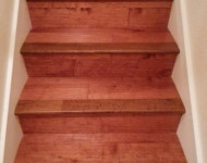 Maple Engineered Coconut stair cases