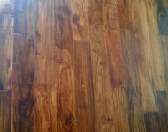 Solid Acacia Walnut 3/4″ x 5″