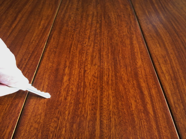 Solid Okan Ironwood Bay Area Hardwood Floor