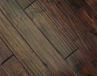 Solid Oak Handscraped Smokies 3/4″ x 5″ SALE $3.25 per sq.ft.
