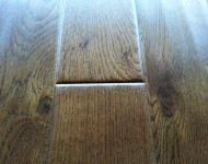 Solid White Oak Apricot Distressed Sale $3.99 – 3/4″ x 5″
