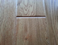 Solid White Oak Bronze Distressed Sale $3.99 – 3/4″ x 5″