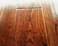 Solid White Oak Espresso Sale $3.79 – 3/4″ x 3 1/2″  and $3.99 – 3/4″ x 4 11/16″