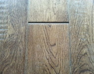 Solid White Oak Smoked Distressed Sale $3.99 – 3/4″ x 5″