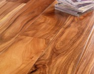 Engineered Acacia Natural Handscraped 9/16″ x 4 1/2″ On Sale $3.75 per Sq. Ft.