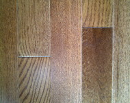 Solid White Oak CA Gunstock on Sale now at $3.99 per Sq Ft. 3/4″ x 5″