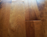 Solid Maple Hand-scraped Golden sale $3.99 – 3/4″ x 5″