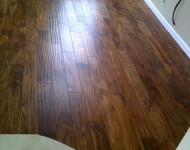 Solid Acacia Walnut Hardwood