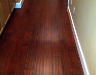 Engineered Maple Hardwood (Purplish Red)