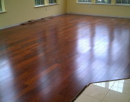 Engineered Santos Mahogany