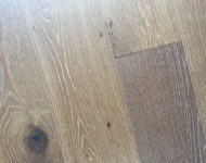 Brushed Oak Engineered 1/2″ x 7 1/2″ Gran Paradiso Sale $3.99 sq. ft.
