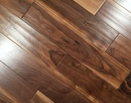 Engineered American Walnut Antique Finish Color Natural 9/16″ x 4 1/2″ On Sale $3.99 sq.ft.