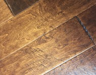 Engineered Birch Antique Finish Color Camelot 3/8″ x 5″ On Sale $2.75 sq. ft.