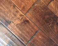 Engineered Birch Antique Finish Color Dakota 3/8″ x 5″ On Sale $2.99 sq. ft.