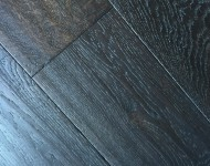 Engineered European Oak Brushed Finish Color Espresso 1/2″ x 7 1/2″ (3mm top layer) On Sale $4.29 sq.ft.