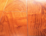 Engineered Golden Exotic Teak 5/8″ x 5″ Sale $1.99