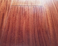 Engineered Santos Mahogany 5/8″ x 5″ Sale $2.65