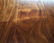 Engineered Small Leaf Heavy Acacia 5/8″ x 5″ Sale $2.25
