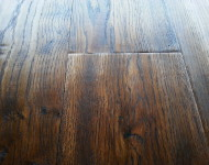 Engineered White Oak Wire Brushed Wide Planks Mocha Sale $3.99 – 1/2″ x 6″