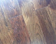 Hickory H/S Engineered 3/8″ x 5″ Lassen Sale $2.99 sq. ft.