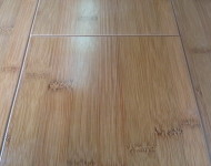 Laminate 12.3mm Bamboo Carbonized Horizontal Sale $1.29